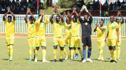 Coronavirus: Kakamega Homeboyz players accept 50% pay cut