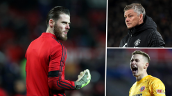 'De Gea vs Henderson is a good problem to have' – Man Utd keeper competition a positive for Grant