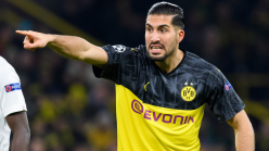 Emre Can sends Sancho Man Utd warning as he admits he could never join Red Devils