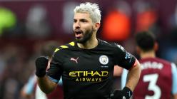 Aguero has transformed into a complete striker under Guardiola - Lee