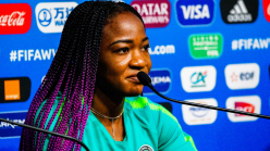 Coronavirus: Super Falcons star Ordega shows off cooking skills