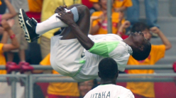 Football world celebrates Nigeria legend Aghahowa at 38
