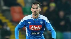 Inter 0-1 Napoli: Fabulous Fabian strike earns Coppa first-leg lead