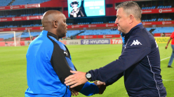 Maybe I can speak to Hunt - Mosimane looks to Bidvest Wits to stop Kaizer Chiefs