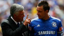 'Lampard managerial success no surprise and Terry will be next' – Ancelotti enjoying watching Chelsea legends from afar