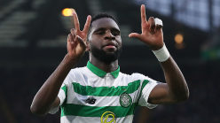 Celtic boss Lennon braced for Edouard bids after rumoured Arsenal target hits hat-trick