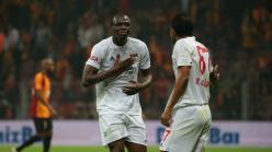 Arouna Kone scores as Galatasaray end Sivasspor's unbeaten run