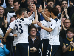 Race for the Champions League - Spurs and not Arsenal poised to rise above the pressure