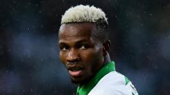 Celtic apologise for Bolingoli