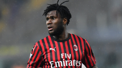 AC Milan will fight until the end after Juventus draw - Kessie