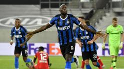 Inter 2-1 Bayer Leverkusen: Lukaku sets Europa League record as Nerazzurri seal semi-final spot