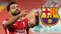 'Salah showings will attract Barcelona and more offers' – Liverpool legend Barnes not surprised by transfer talk