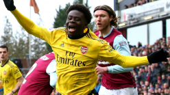 Boost for Arsenal as Saka declared fit to face Newcastle United
