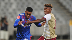 Stellenbosch FC 1-0 SuperSport United: Sinkala opens his account as Barker