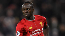 Liverpool star Mane reveals inspiration behind rise to the top