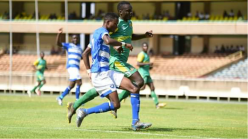 Sticking together will help AFC Leopards break records - Odhiambo