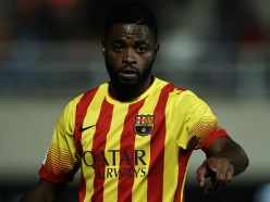 Former Arsenal and Barcelona midfielder Alex Song joins FC Sion