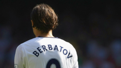 'Berbatov only spoke to team-mates at Man Utd!' – Striker knew he was the best at Spurs & Fulham, says Bent