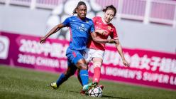 Barbra Banda bags hat-trick and assist as Shanghai Shengli thrash Hebei China Fortune