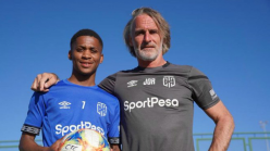 Mdunyelwa: Cape Town City promote Amajita defender and six youngsters