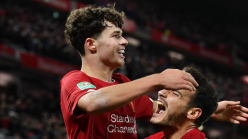 Liverpool youngster Williams praised for