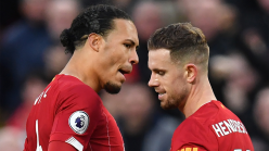 'Van Dijk would captain any other team, but Henderson is immense' – Liverpool skipper billed as Player of the Year by Aldridge