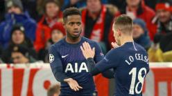 Tottenham teenager Sessegnon has potential but needs to improve - Mourinho