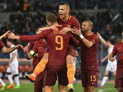 Roma v Villarreal Betting: Hosts