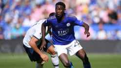 Ndidi: Leicester City's Rodgers and Vardy hail midfielder after impressing at centre-back role