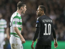 Celtic defender unconcerned about Neymar snub