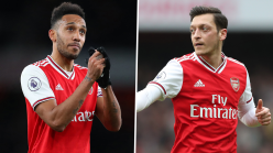 'Sell Ozil and use the money to pay Aubameyang' – Pennant talks aim at 'typical Arsenal' in contract saga