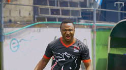 Video | Funnybone takes on the target challenge by Power Horse
