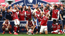 Video: Socialeyesed - Arsenal celebrate Arteta