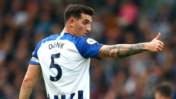 'Arsenal should take £40m gamble on Dunk' – Gunners need 'a stopper' not a ball-player, says Parlour