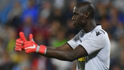 Alfred Gomis: Senegal goalkeeper wins Dijon awards