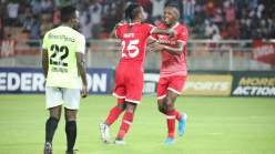 Kahata lauds Kagere as Vandenbroeck believes Simba SC not ready