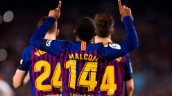 'Messi covers up problems at Barcelona' – La Liga giants will always be 'great', says misfit Malcom