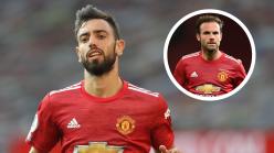 Fernandes offers Mata selection nudge to Man Utd boss Solskjaer & backs Van de Beek to shine