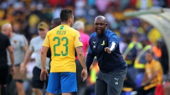 Masilela not surprised by Mosimane