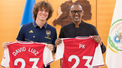 Kagame wants Arsenal to aim for 'bigger things' after winning record FA Cup