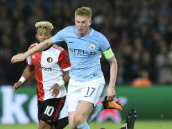 Guardiola heaps praise on De Bruyne as one of the best he