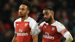 Video: Aubameyang and Lacazette are very dangerous -Sarri