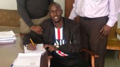 Eliud Lokuwam: Posta Rangers sign striker from Gor Mahia
