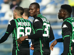 Khouma Babacar, Alfred Duncan on target as Fiorentina hold Sassuolo