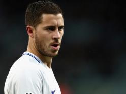 Hazard: I admire Madrid, but I