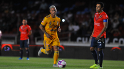 Outrage as Tigres score two goals against protesting Veracruz players who stood still for three minutes