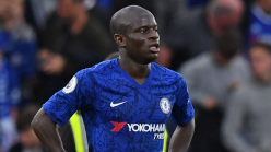Kante given Lampard