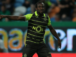 Olympiacos 2 Sporting Lisbon 3: Doumbia inspires Sporting against chaotic Greeks