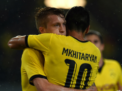 Europa League round-up: Reus leads Dortmund rout but Southampton eliminated