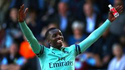 Four goals from nine shots – Nketiah's predatory instinct for Arsenal